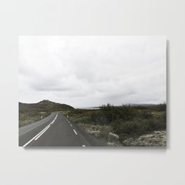 journey on Metal Print