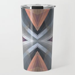 Geometric Mandala 08 Travel Mug