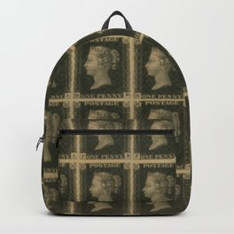 Penny Black Postage Backpack
