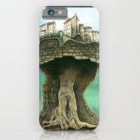 City on a tree iPhone 6s Slim Case