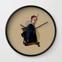 ISAK VALTERSEN Wall Clock