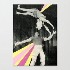Dynamos Canvas Print