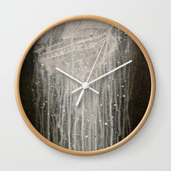 """""""Man-O-War""""  Wall Clock"""