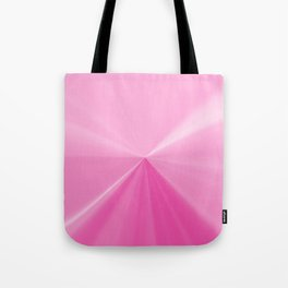 Pink Bubble Gum Pinch Point Tote Bag