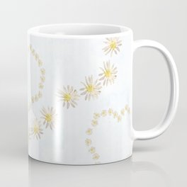 Daisy chains and daisy hearts Coffee Mug