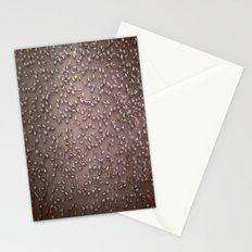 Gold Sparkle Stationery Cards