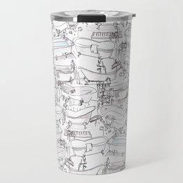 Bathtubs Travel Mug