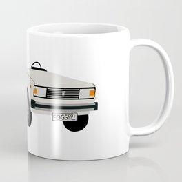 Eastern europe car Coffee Mug