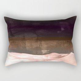 PALE DESERT Rectangular Pillow
