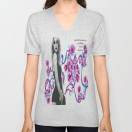 Look for the Beauty Unisex V-Neck