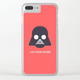 I m your father Clear iPhone Case