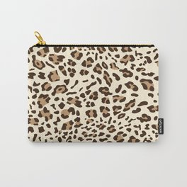Leopard Texture 7 Carry-All Pouch