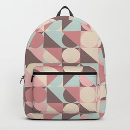 Circles, and Squares, and Triangles! Oh, My! Backpack