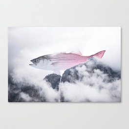 LOST III Canvas Print