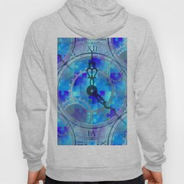 Time Puzzle Hoody