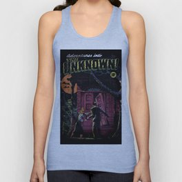 THE UNKNOWN (1948) Unisex Tank Top