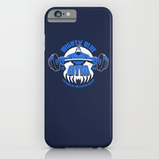 Mighty Blue Gym iPhone 6s Slim Case
