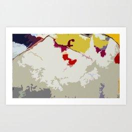 Thabor Art Print