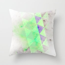 CHEMICALS Throw Pillow