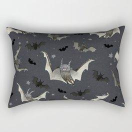 gone batty Rectangular Pillow