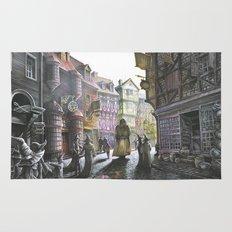 Diagon Alley Rug