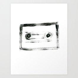 TAPE Art Print