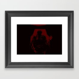 No Gods, No Masters Framed Art Print