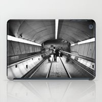 montreal iPad Cases featuring Montreal Subway | Métro de Montreal by Simon Laroche