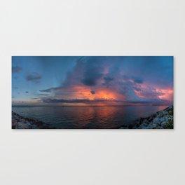 Sunset Stunner Canvas Print