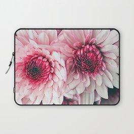 Pink asters Laptop Sleeve