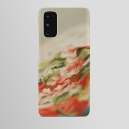 Flower Abstract #01 Android Case