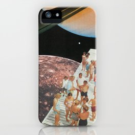 People of Titan iPhone Case
