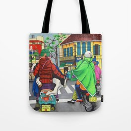 Vietnamese Gangsta Tote Bag