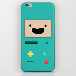 Pixel BMO iPhone Skin