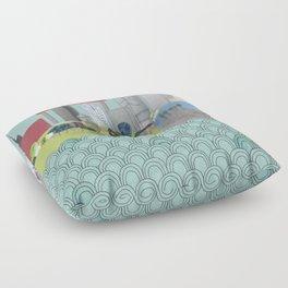 Chicago Floor Pillow