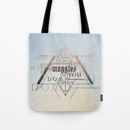 Muggle Tote Bag