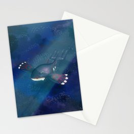 Kyogre One. Stationery Cards
