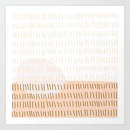 Coit Pattern 16 Art Print