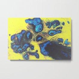 Abstruso#2 Metal Print