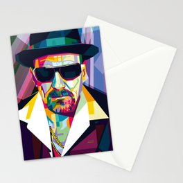 Pop Art London Vector Artist CONQR Ultimate Gangster Stationery Cards
