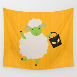 Sheep Series [SS 03] Wall Tapestry