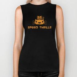 Speed Thrills Biker Tank