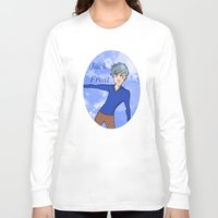 jack frost Long Sleeve T-shirts featuring Jack Frost by AlysIndigo