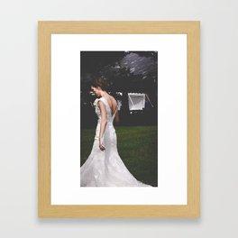 Gather Framed Art Print