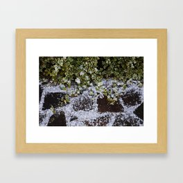 Neve em Londres - 1 Framed Art Print