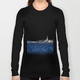 Lighthouse in Gloucester Long Sleeve T-shirt
