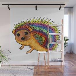 Miss Harriet Hedgehog Wall Mural