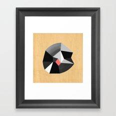 6x6 Shape No:02 Framed Art Print