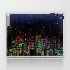 Silent Night Laptop & iPad Skin
