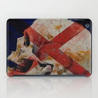 dragon age inquisition iPad Cases featuring Inquisition by Michael Creese